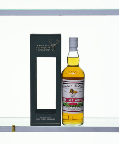Glenlivet - Smith's Glenlivet 1977 43%