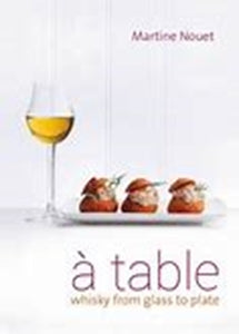 à table: whisky from glass to plate