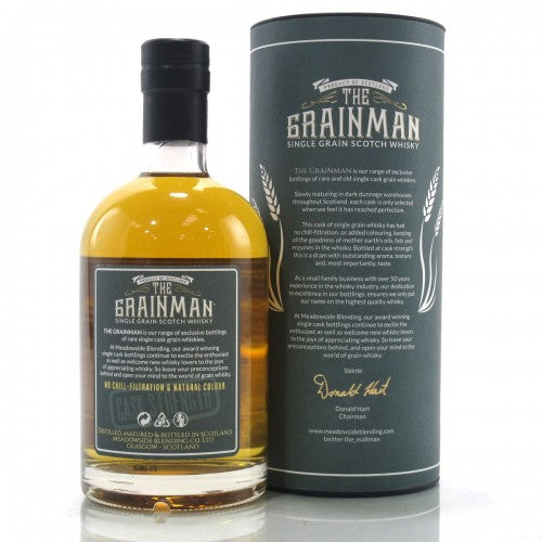 Carsebridge 1982 33 Years Old Single Grain Whisky Cask No 74679 by The Grainman