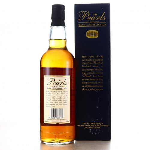 North of Scotland 1971 42 Years Old Single Grain Whisky by Pearls of Scotland