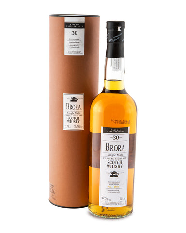 Brora 2006 30 Years Old 6th Release