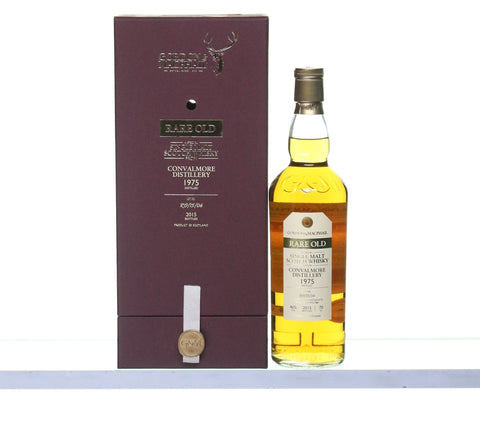 Convalmore 1975 (bottled 2008) Rare Old by Gordon & MacPhail
