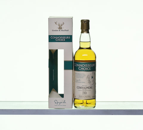 Convalmore 1984 Connoisseur's Choice by Gordon & MacPhail