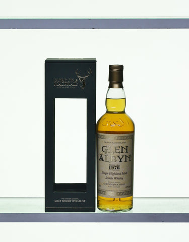 Glen Albyn 1976 Rare Vintage by Gordon and MacPhail