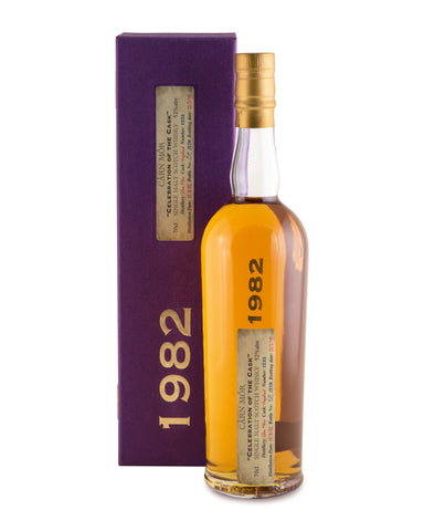Glen Mhor 1982 27 Years Old Cask No 1233 by Carn Mor