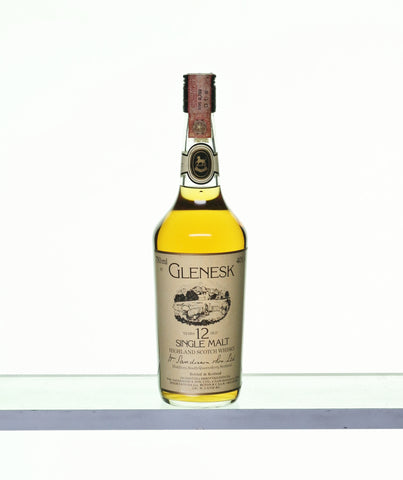 Glenesk 12 Years Old 40% 75cl 1980s