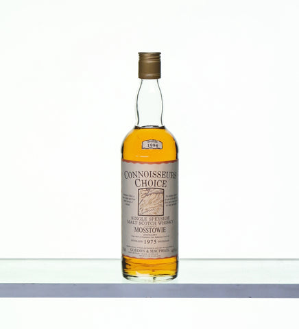 Mosstowie 1975 Connoisseur's Choice 19 Years Old