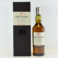 Port Ellen 1979 30 Year Old 9th Annual Release
