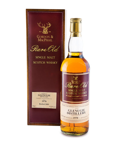 Glenugie 1970 39 Years Old Rare Old Single Malt Whisky
