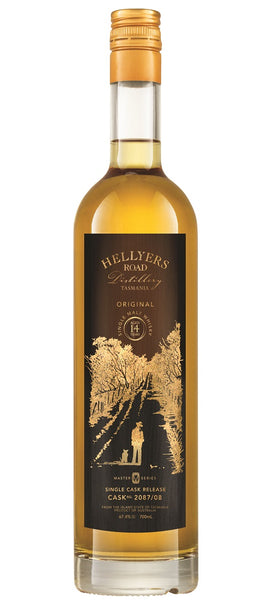 Hellyers Road Master Series Single Malt Original 14 Years Old