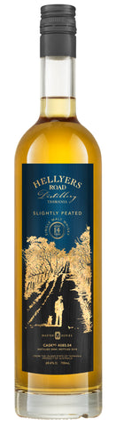 Hellyers Road Master Series Cask No 4085.04 Slightly Peated 14 Years Old Cask Strength Tasmanian Single Malt Whisky Special Bottling #2 by MyWhiskyJourneys - Current
