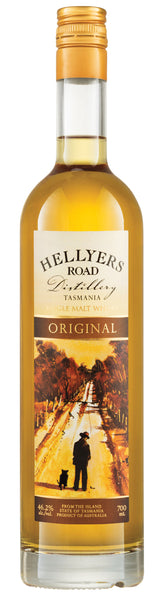 Hellyers Road Original Tasmanian Single Malt Whisky - Current