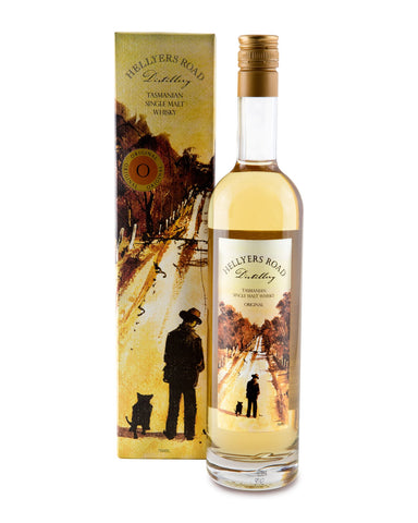 Hellyers Road Original Tasmanian Single Malt Whisky - Historic
