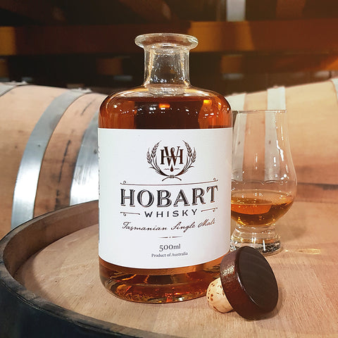 Hobart Batch Nº: 19-Botrytis Finish Tasmanian Single Malt Whisky - Historic