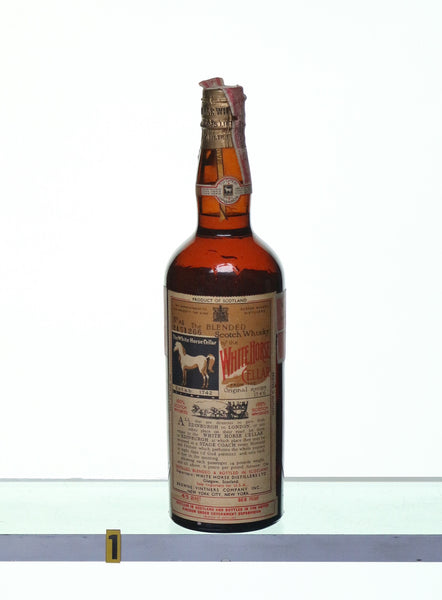 White Horse Cellar Blended Scotch Whisky 1940s