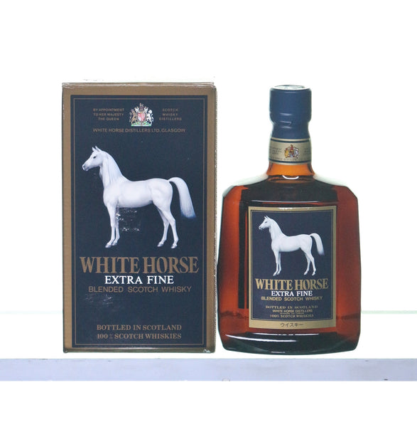 White Horse Extra Fine for Japanese Market