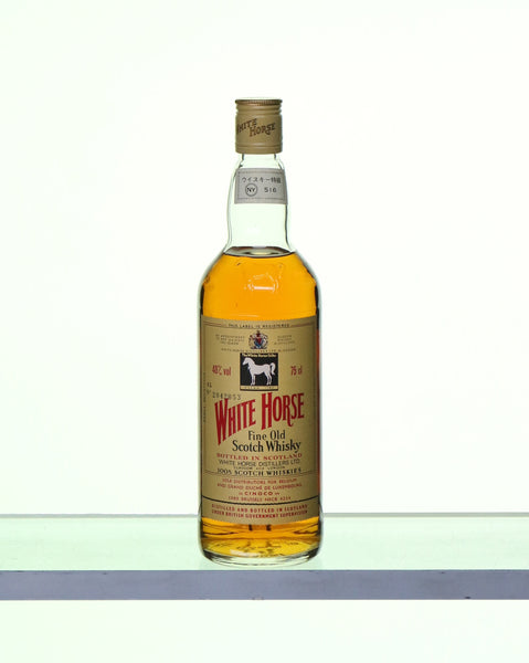 White Horse Fine Old Scotch Whisky 1970s