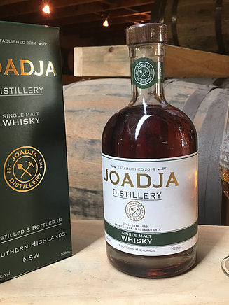 Joadja NSW Southern Highlands Single Malt Whisky Release No 2