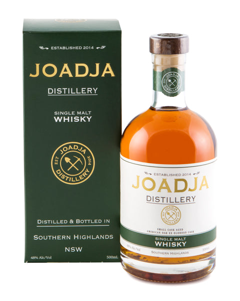 Joadja NSW Southern Highlands Single Malt Whisky Release No 1