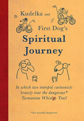 Kudelka and First Dog's Spiritual Journey