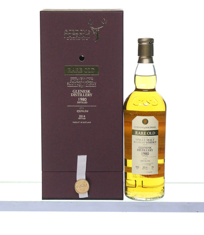 Glenesk 1980 Rare Old Single Highland Malt by Gordon and Macphail