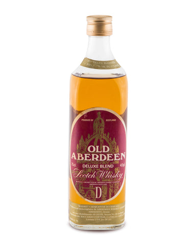 Old Aberdeen Deluxe Blended Scotch Whisky