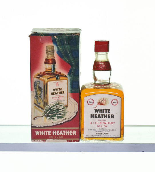 White Heather De Luxe 1970s