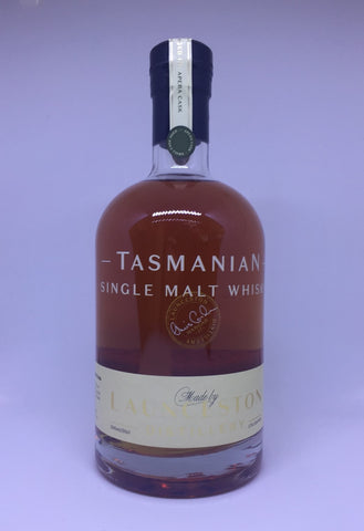 Launceston Private Sherry Barrel No 05/2016 Cask Matured Tasmanian Single Malt Whisky MyWhiskyJourneys Special Bottling # 6