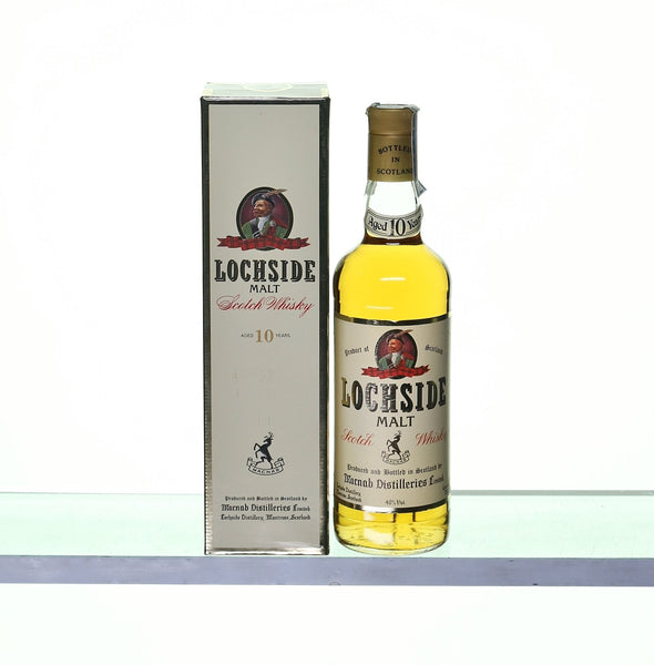 Lochside 10 Years Old Single Malt