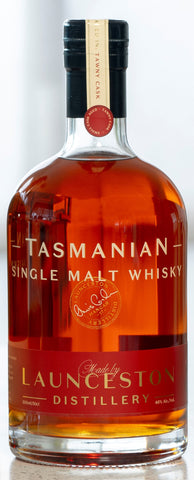 Launceston Batch H17:02 Tawny Single Malt Whisky - Historic