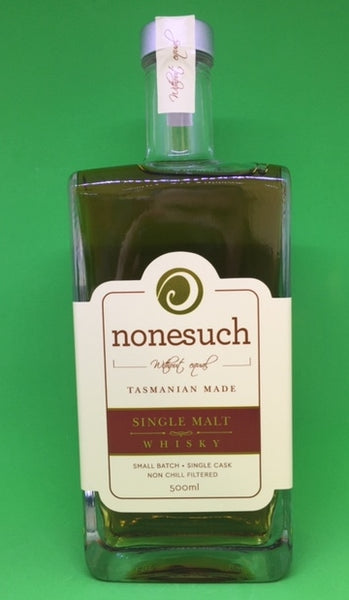 Nonesuch Cask 6 ex Port Cask Strength Single Malt Whisky - Historic