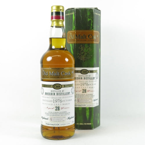 Brechin 1976 28 Years Old Single Highland Malt by the Old Malt Cask