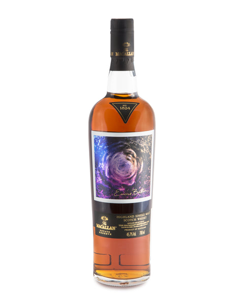 The Macallan Estate Reserve Ernie Button Limited Edition