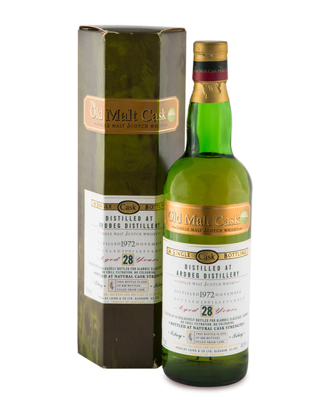 Ardbeg 1972 28 Years Old by Old Malt Cask
