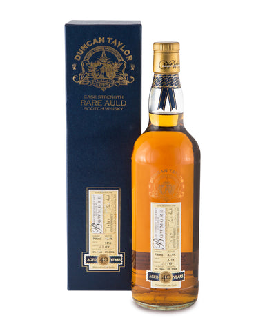 Bowmore 1966 40 Years Old by Duncan Taylor