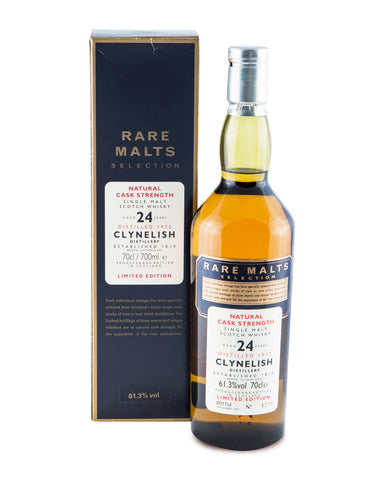 Clynelish 24 Years Old 1972 Rare Malts 61.3%