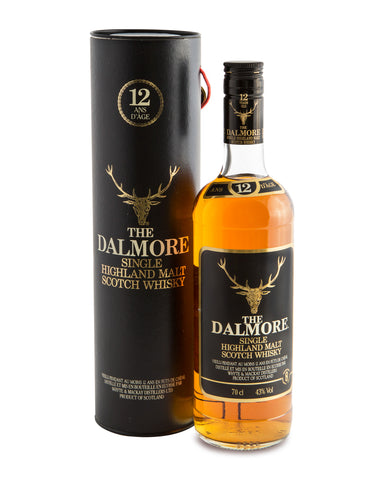 Dalmore 12 Years Old Highland Malt 1980's