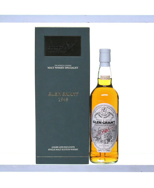 Glen Grant 1948 Speyside Single Malt by Gordon and MacPhail