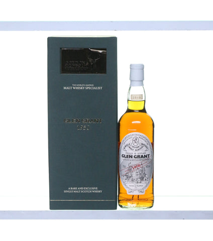 Glen Grant 1950 Speyside Single Malt by Gordon and MacPhail