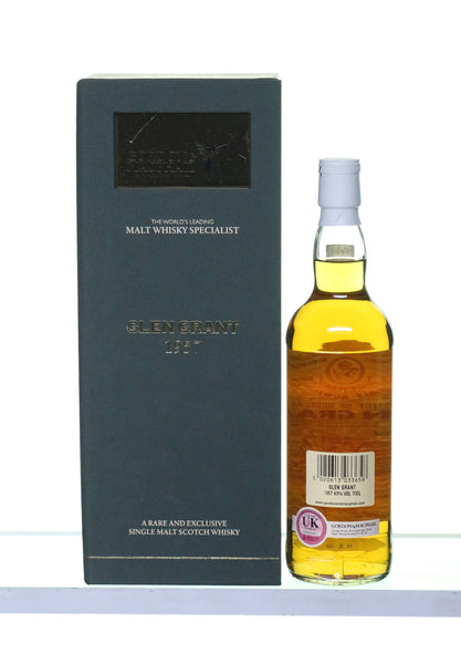 Glen Grant 1957 1st Fill Sherry Butt No 3485 by Gordon and MacPhail