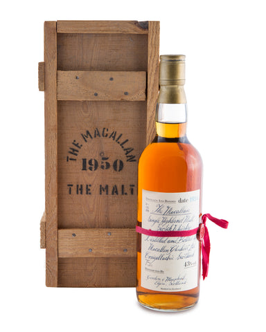 Macallan 1950 30 Years Old 43% Gordon & MacPhail