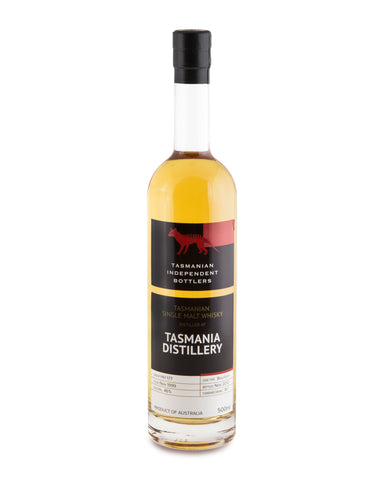 TIB First Release Cask HH177 Sullivans Cove Tasmanian Single Malt Whisky - Historic