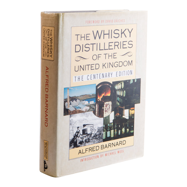 The Whisky Distilleries of the United Kingdom (Mainstream Publishing 1987)