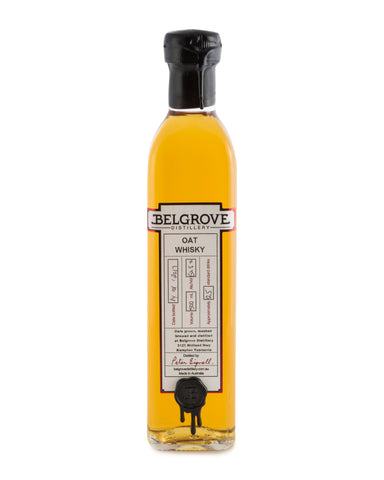 Belgrove Oat Whisky 2017 - Historic
