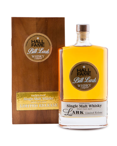 Lark Hall of Fame Limited Release Tasmanian Single Malt Whisky - Historic