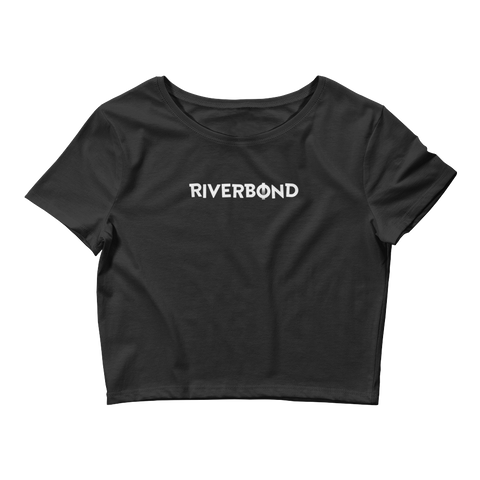 Riverbond - Crop Top (Black)