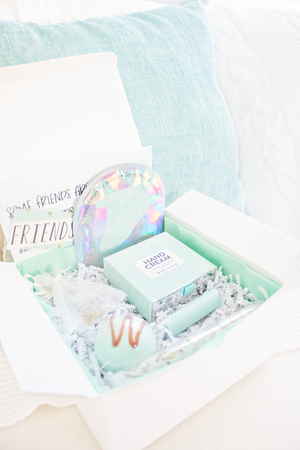 Friendships have Seasons and Some Seasons are for Friendships- Curated Gift Box