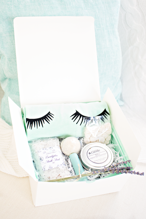 This Girl Loves Sleep- Curated Gift Box