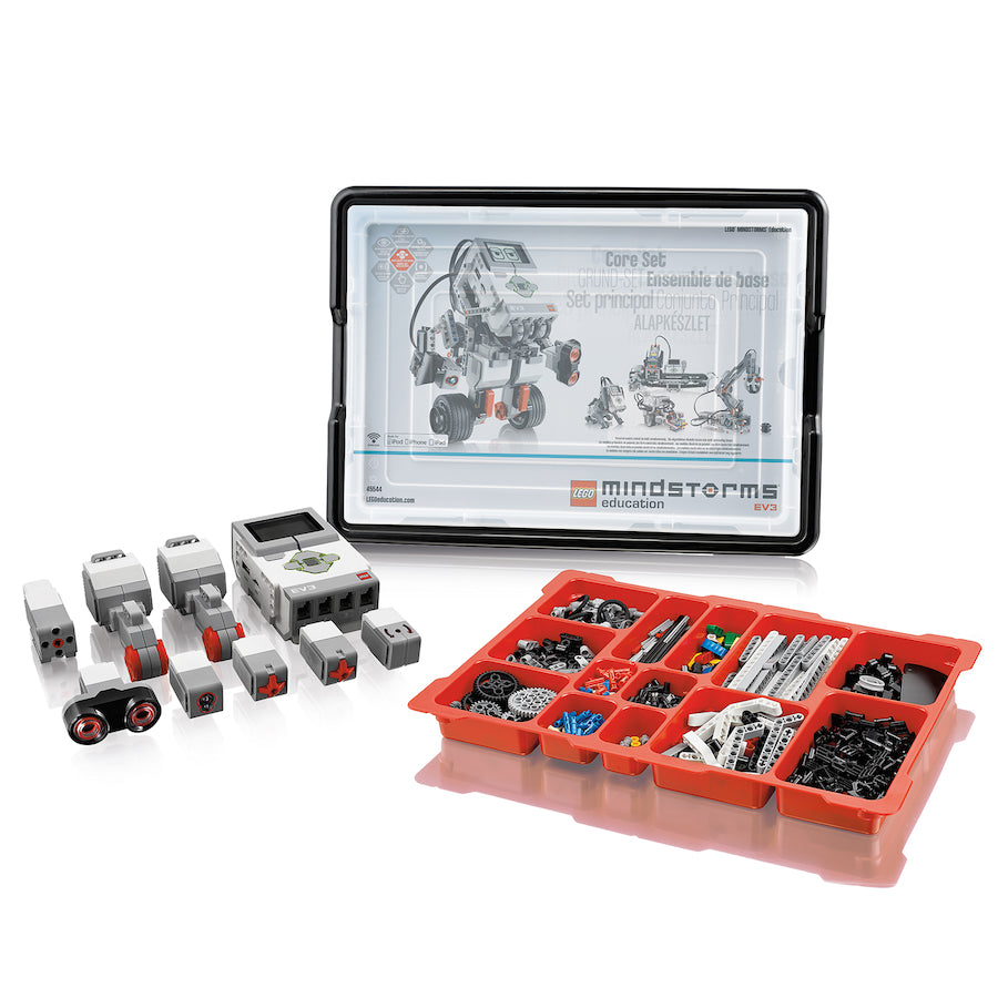 New Lego Mindstorms Education Ev3 Core Set Ideasgym Store