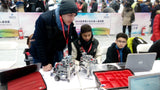 Train of Trainers, LEGO Robots Using Virtual Robot Toolkit